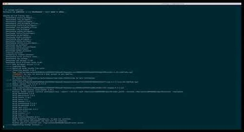 How to Share a RabbitMQ for PCF Service Instance