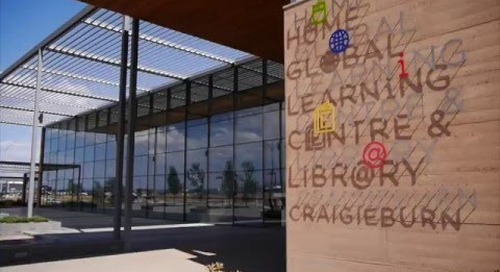 Craigieburn Library: Behind the Scenes