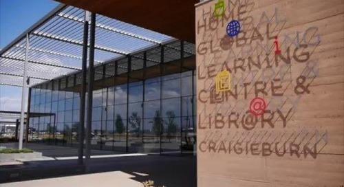 Craigieburn Library: Behind the Scenes