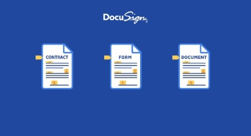 What are DocuSign Templates?