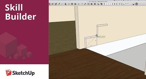 [Skill Builder] How to Build Stairs in 3D Software