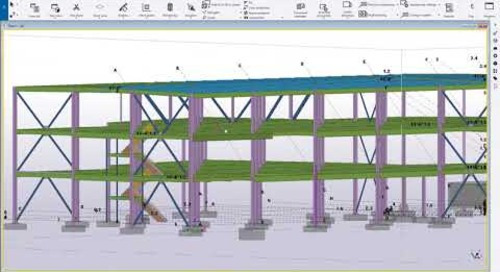 Modeling tips and tricks with Tekla Structures