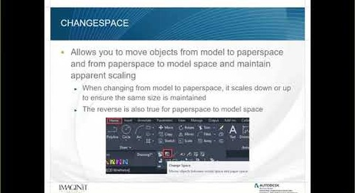 AutoCAD Tips and Tricks Part II