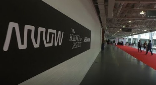Arrow ECS at InfoSec 2018