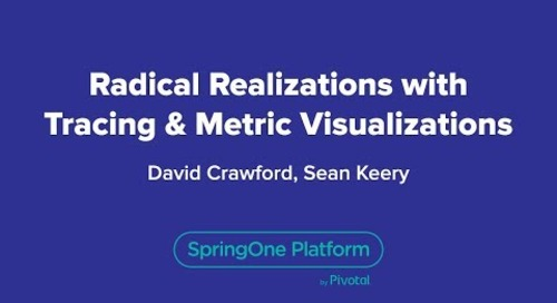 Radical Realizations with Tracing & Metric Visualizations