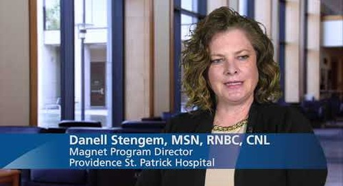 Saint Patrick Hospital HealthBreak - 2nd Magnet Designation