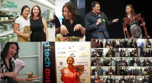 "Building Your Organization on ""Lean"" — Liz Kaelin, YouChews"