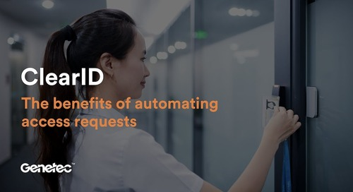 ClearID - The benefits of automating access requests