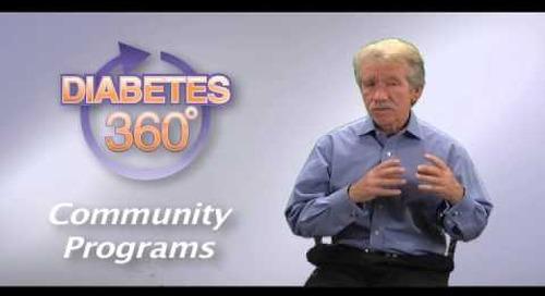 Diabetes 360 EP 003 Community Programs