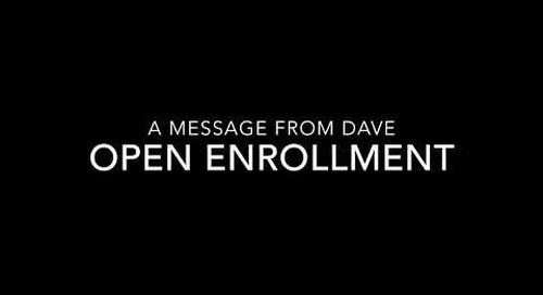 PSA: Open Enrollment 2018