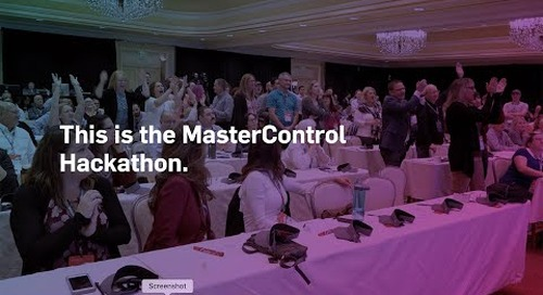 The Masters Summit Hackathon