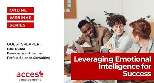 Leveraging Emotional Intelligence for Success