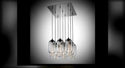 Niche Modern Pack Chandelier Lighting by Niche