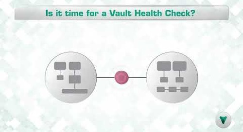 Is Your Inventor or Vault Software in Need of a Health Check?