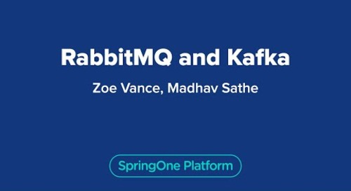 RabbitMQ & Kafka