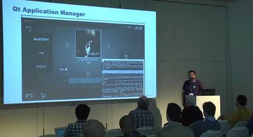 QtWS17 - Under the Hood of Qt Automotive Suite After One Year of Hacking, Johan Thelin, Luxoft