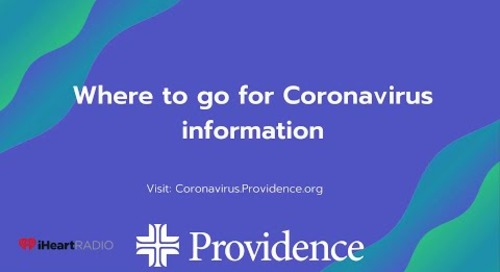 Where to go for coronavirus information
