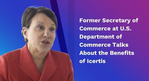 Former Secretary of Commerce Penny Pritzker: Contracts Are 'At the Heart' of Efficiency