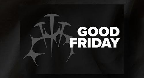 Good Friday Message from Alfonso Espinosa   Holy Week Series