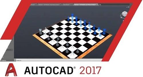 The 3rd Dimension: 3D Modeling - AutoCAD 2017 WEBINAR | AutoCAD