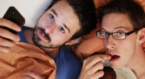 If Guy Roommates Acted Like Girl Roommates