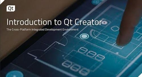 Introduction to Qt Creator {on-demand webinar}