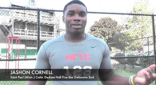 Jashon Cornell Interview