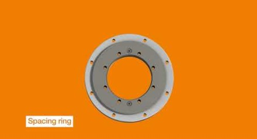 iglide® - PRT 04 Slewing Ring Bearings!