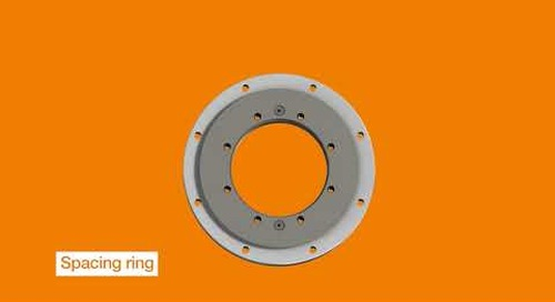 iglide® - PRT 04 Slewing Ring Bearings!