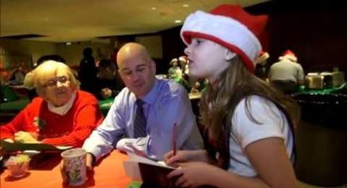 Second Grade Christmas Cafe