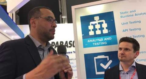 embedded world 2017: Parasoft Brings Service Virtualization to IoT Test