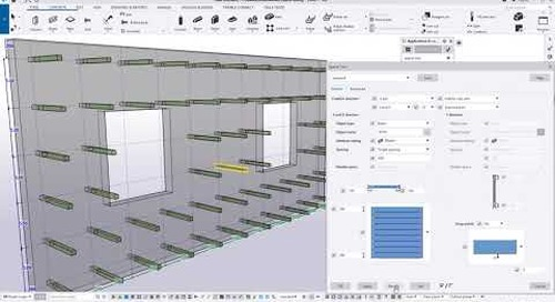 Spacer Tool for Tekla Structures