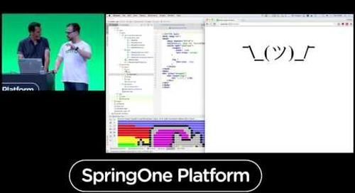 SpringOne Platform 2016 Keynote - Spring Boot Weather Application Demo
