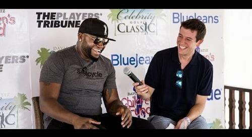 David Ortiz via BlueJeans Primetime Event Recap