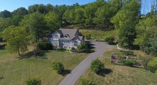 22 Hill And Dale Rd, Tewksbury Twp. NJ-  Real Estate Homes For Sale