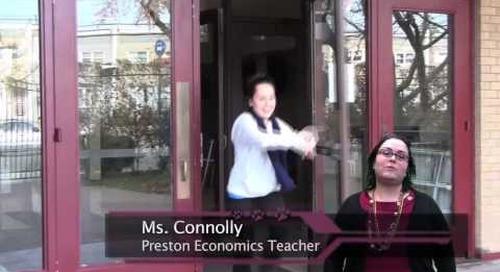 Preston's SMEB Center Video 2012