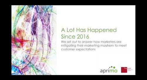 On-Demand Webinar:  What's your Marketing Mayhem?