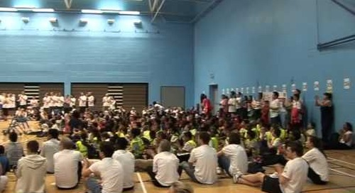 Give & Gain Day - SportInspired Games
