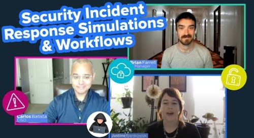 The SaaSOps Show: Security Incident Response Simulations & Workflows