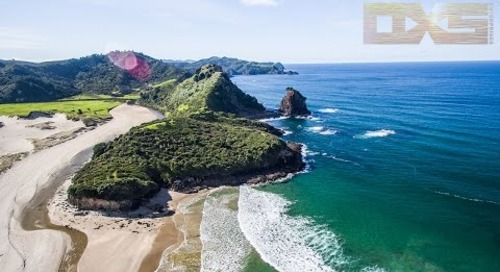 Great Barrier Island NZ - A Drones Perspective 4K
