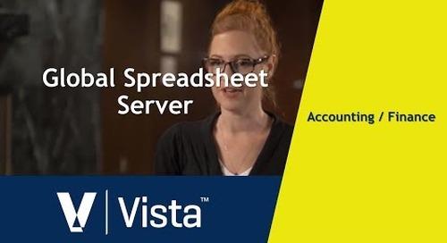 Global Spreadsheet Server
