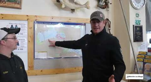 2020 Battle on Bago (Ice Update for Lake Winnebago and Lake Poygan)