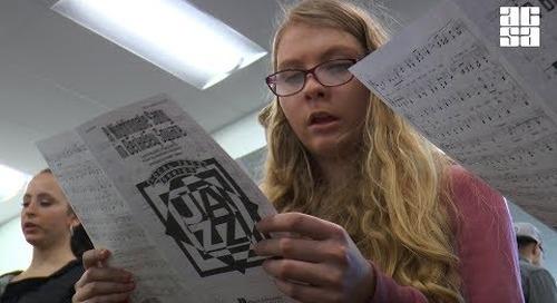 Brain Injury Survivor Finds Her Voice in Choir Class