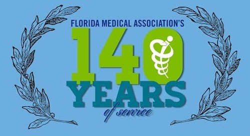 Timeline of the Florida Medical Association