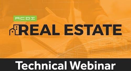 PaperCut MF for Real Estate Firms | Technical Webinar