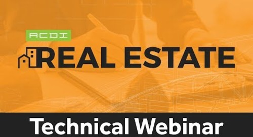 PaperCut MF for Real Estate Firms | Technical Webinar