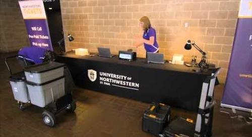 University of Northwestern - St. Paul AudienceView Success Story