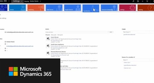 Quick Tips: View default KPIs in Dynamics 365 (online)