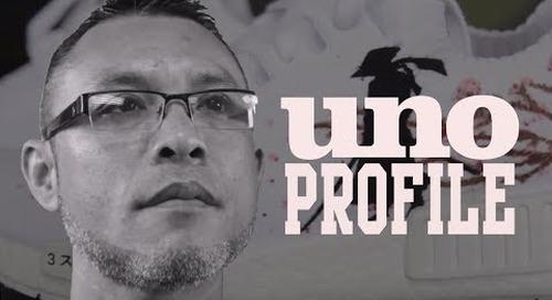 UNO PROFILE: PJ Guerrero