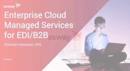 B2B Cloud Review | Enterprise Cloud Managed Services for EDI/B2B